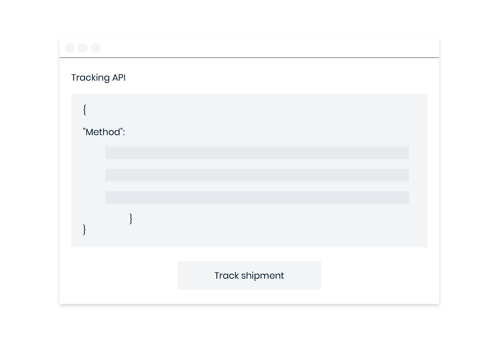 Track your shipments and receive tracking updates to a webhook
