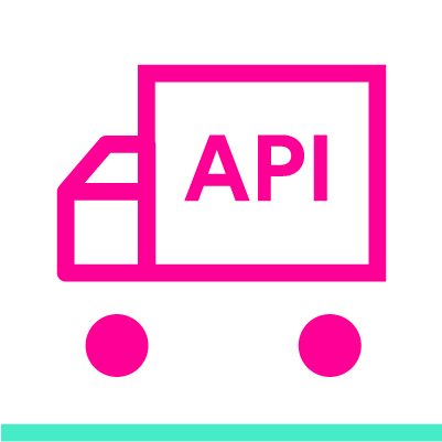 Ship via API