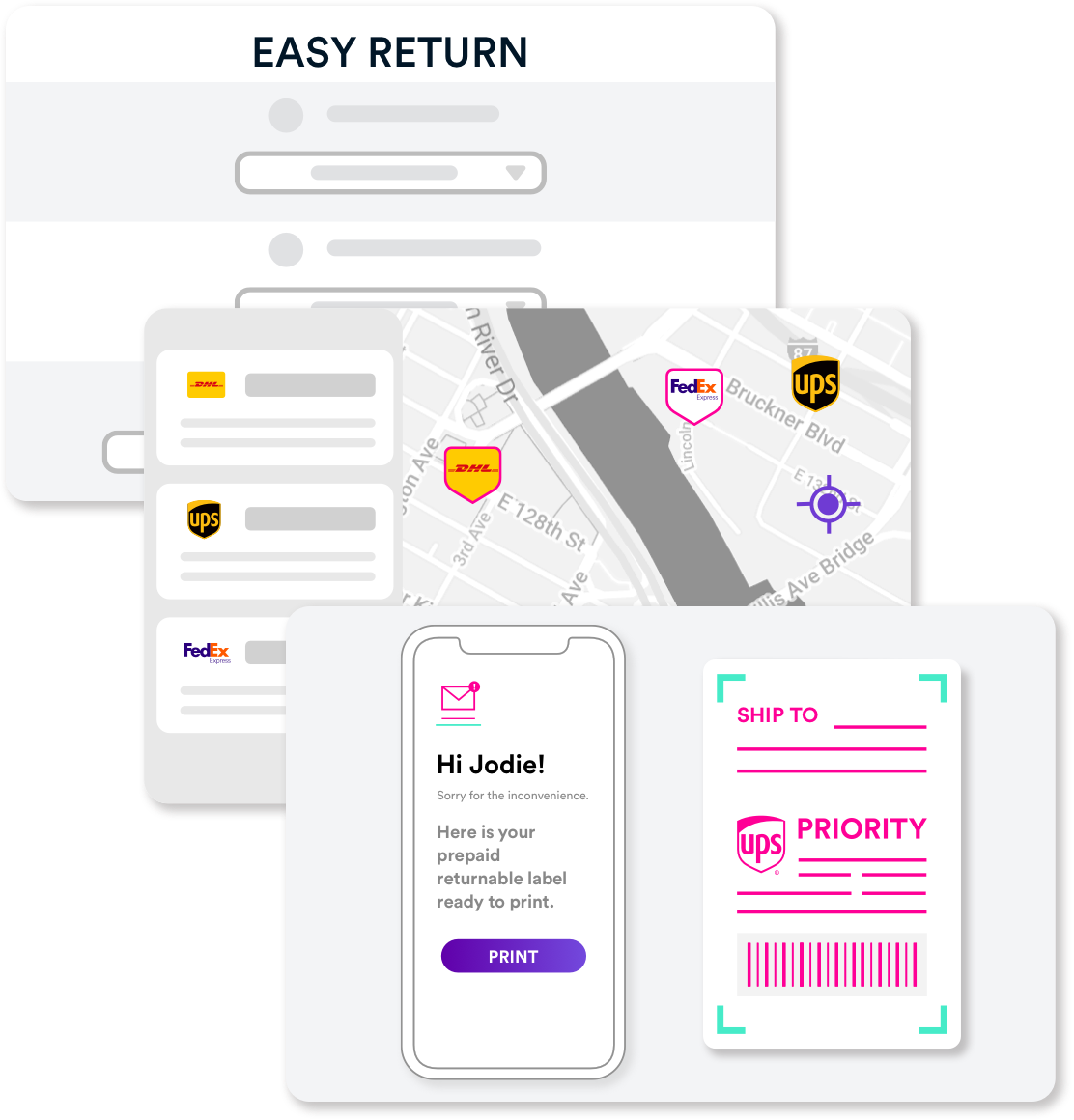 Optimize your returns management process with a combination of Easy Return and Live Checkout modules