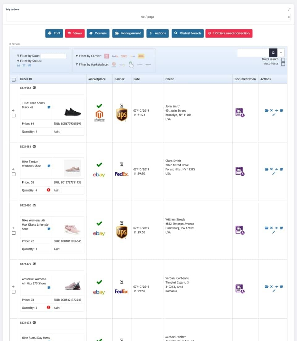 Help your customers scale their business with the best shipping features